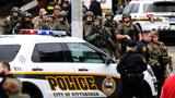 11 confirmed dead, suspect in custody after Pittsburgh synagogue attack