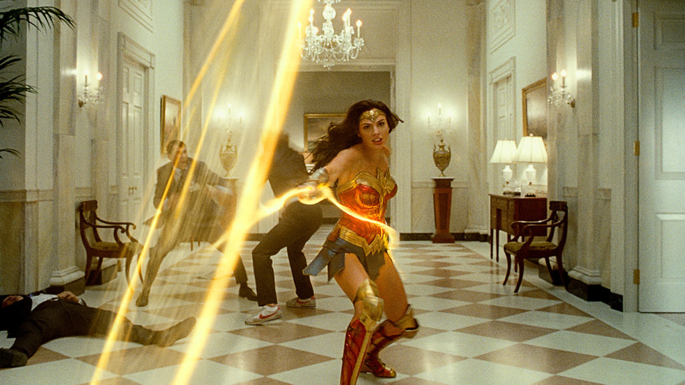 Review: 'Wonder Woman 1984' improves upon the original's formula