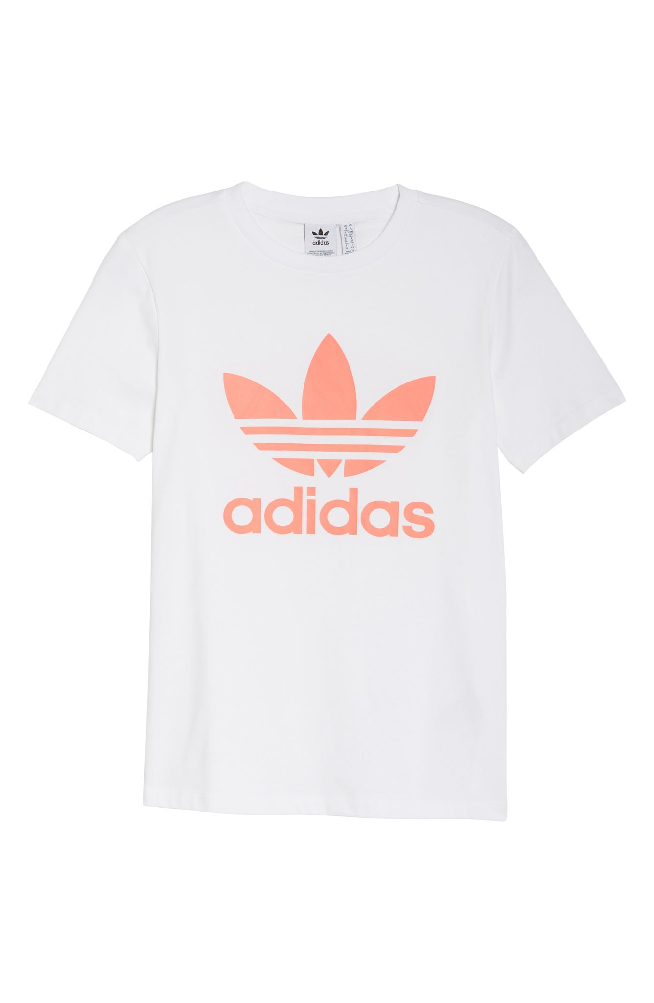 Adidas Trefoil Tee (noramlly $30): NOW $21.90 (Image: Nordstrom){ }