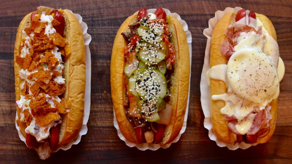 Cincinnati Hot Dogs Restaurants