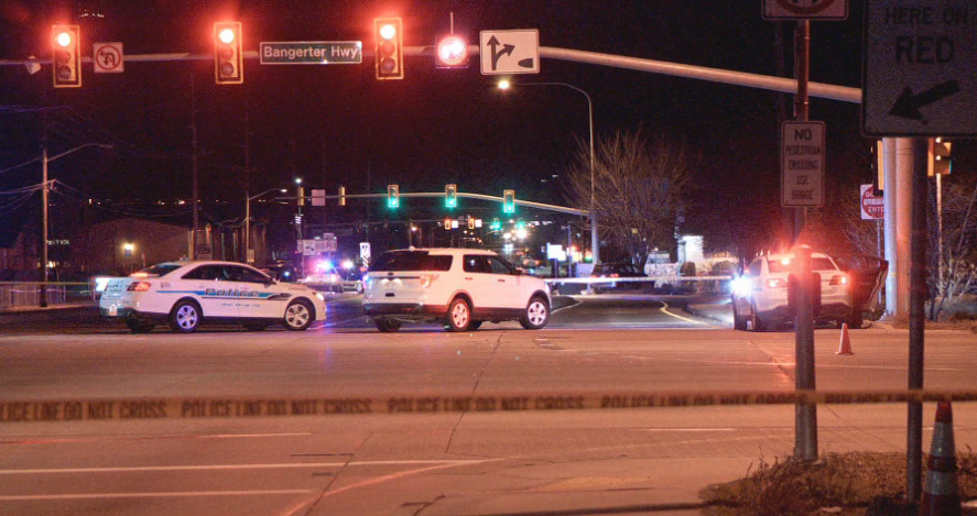 15-year-old boy shot, killed after car chase in West Valley. (Photo: KUTV)