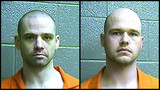 Two inmates on the loose after walking away from Oklahoma prison