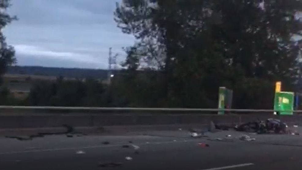 One dead after two-car collision on I-5 in Marysville | KOMO
