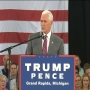 GOP VP candidate Mike Pence holds event in Grand Rapids