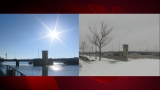 Record breaking warmth and snowfall this week - Northeast Wisconsin saw it all