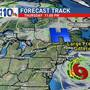 StormTeam10: Jose slowly losing steam