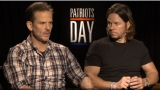 For the love of Boston: Peter Berg and Mark Wahlberg talk 'Patriots Day'