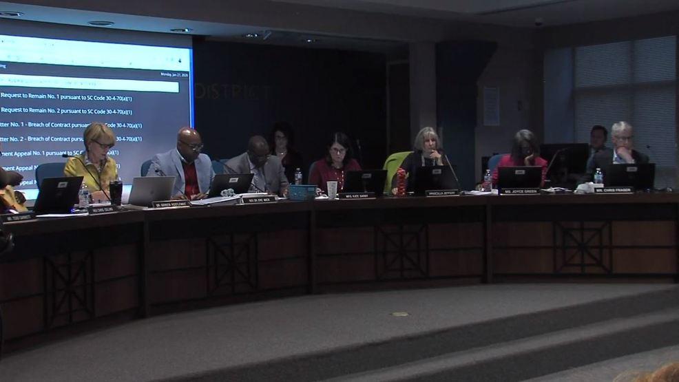 Lawmakers propose major Charleston school board shakeup