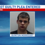 Pana man pleads not guilty to murder charge
