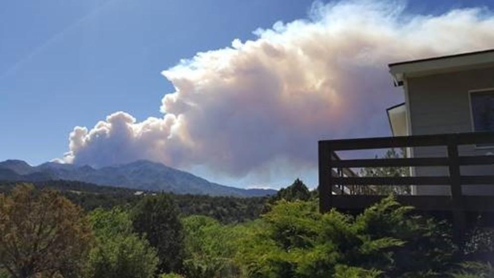 Wildfire burns 2,000 acres of Pine Valley Wilderness | KUTV
