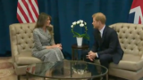 Prince Harry, Melania Trump at Invictus Games opening