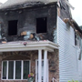Man escapes house fire in Wheeling