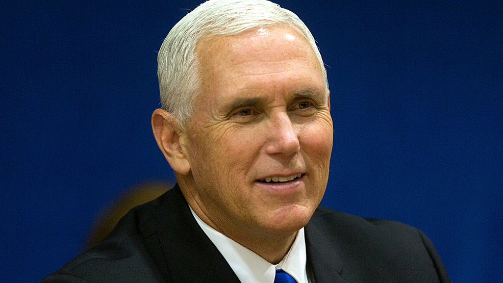 coming to or passing through what to expect for vp mike pence s