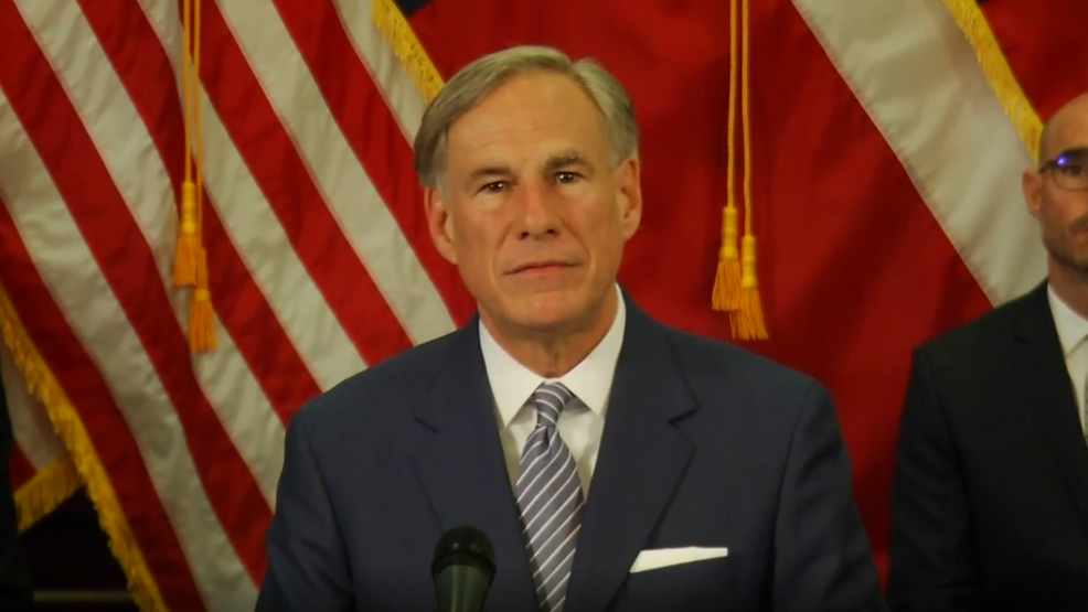 Photo of Governor Abbott closes all schools in Texas for remainder of school … | MARITZA SALAZAR, KABB