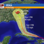 Hurricane Irma makes slight shift, not expected to impact NWFL