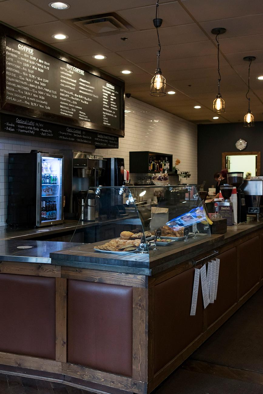 The revamped space now has a more European style with its airier color scheme and posh new light fixtures. They also created a larger retail section for grabbing quick food. Throw in some new wall decorations, updated kitchen appliances, and subway tiles behind the bar and you have yourself a beautiful new interior. ADDRESS: 1101 St. Gregory Street (45202) / Image: Allison McAdams // Published: 2.9.19