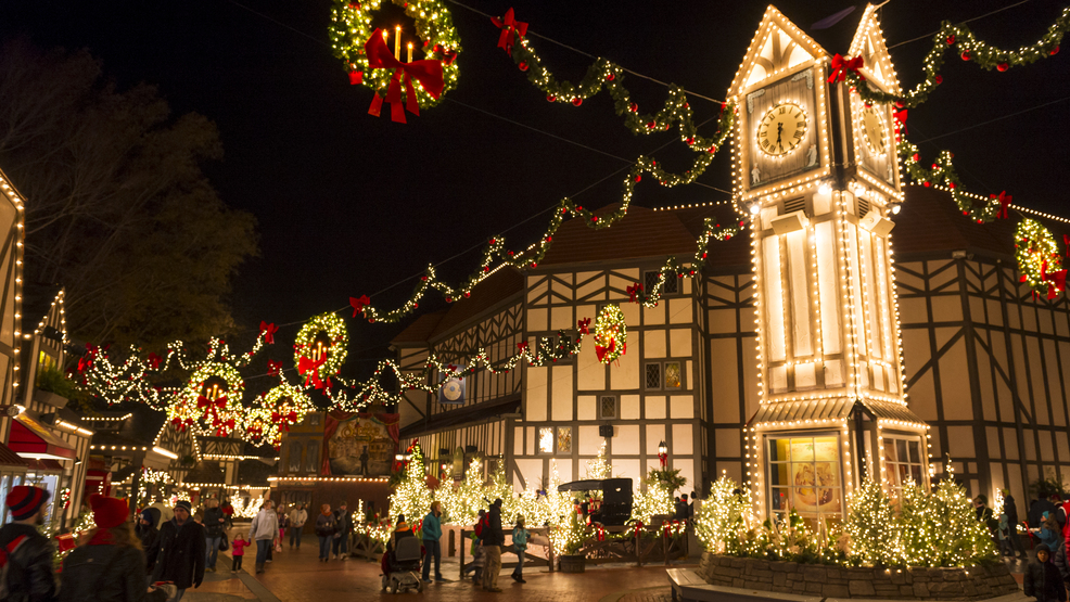 Christmas Town.Busch Gardens Having Christmas Town Flash Sale Wset