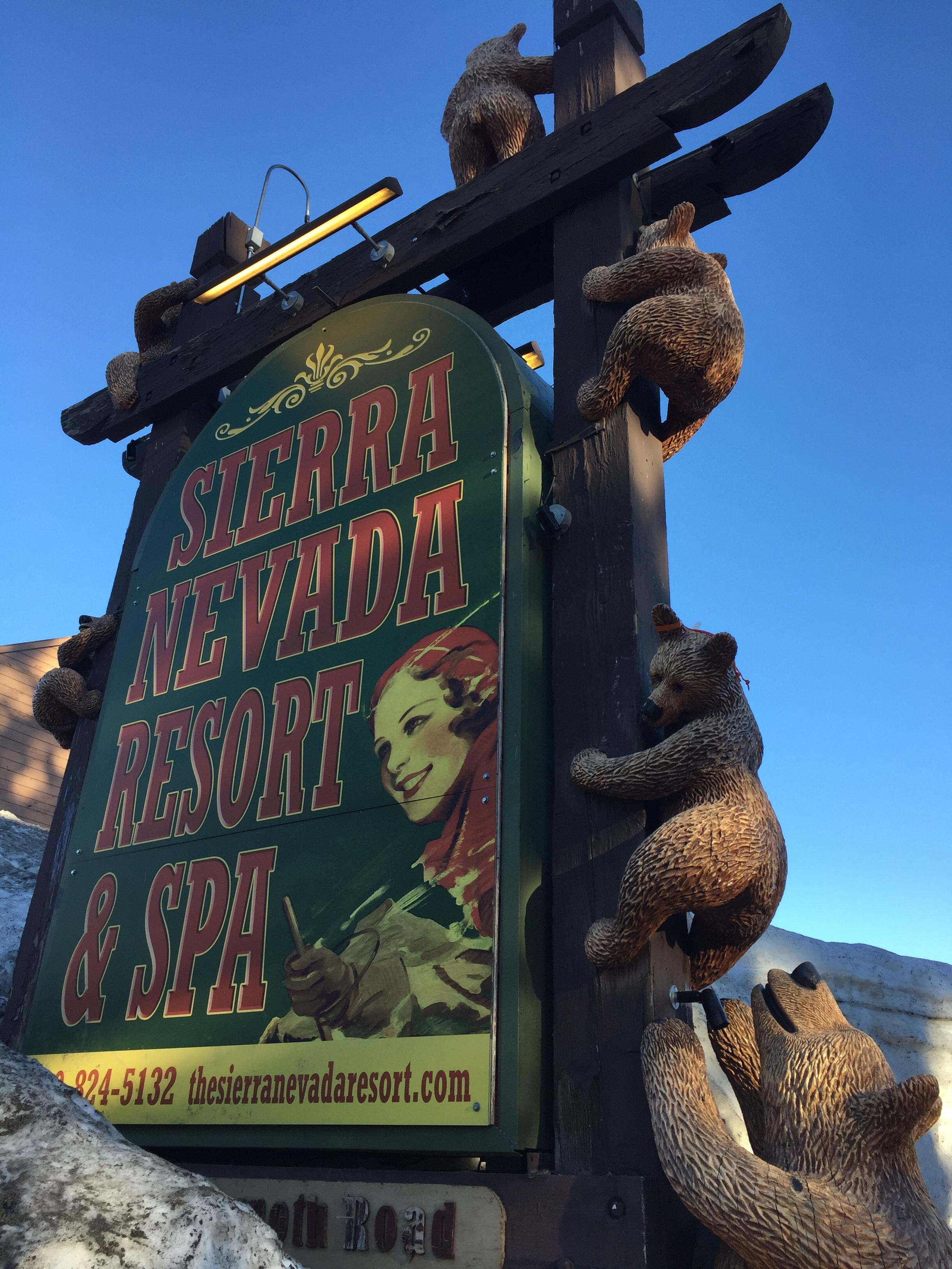 The Sierra Nevada hotel is one option for an overnight trip to Mammoth, just minutes from the  mountain.