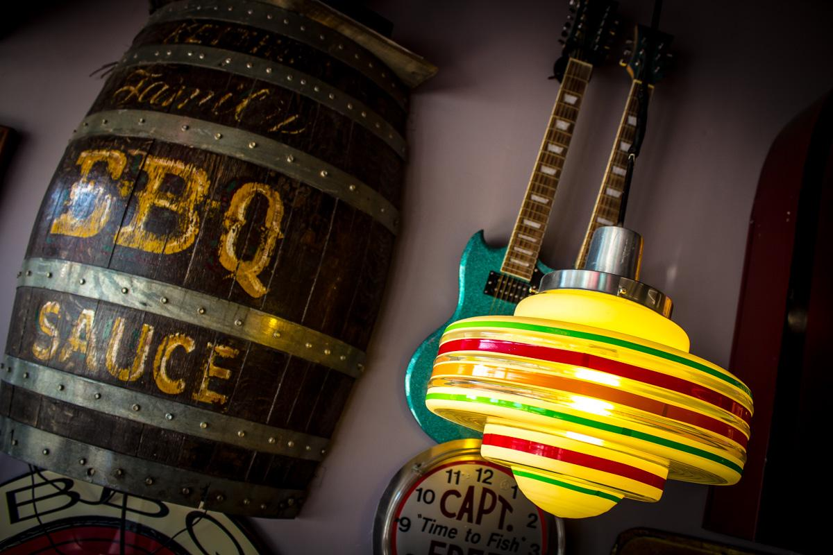Combs BBQ Central is located at 2223 Central Avenue, Middletown, OH 45044. / Image: Austin Coop