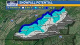 Winter Weather Advisory issued for some WNC counties