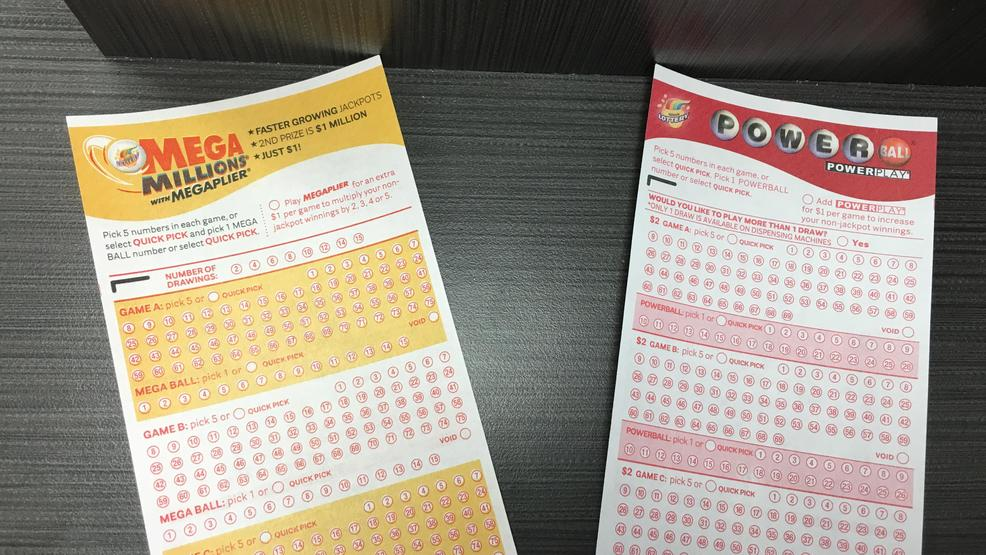 Mega Millions And Powerball Tickets For Sale Once Again In Illinois
