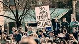 Photos: Students protest gun violence at walkouts in Oregon and Washington