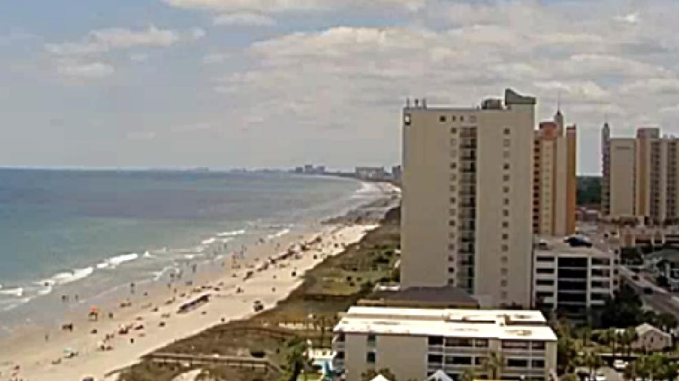 Ocean Drive Live Beach Camera | WPDE