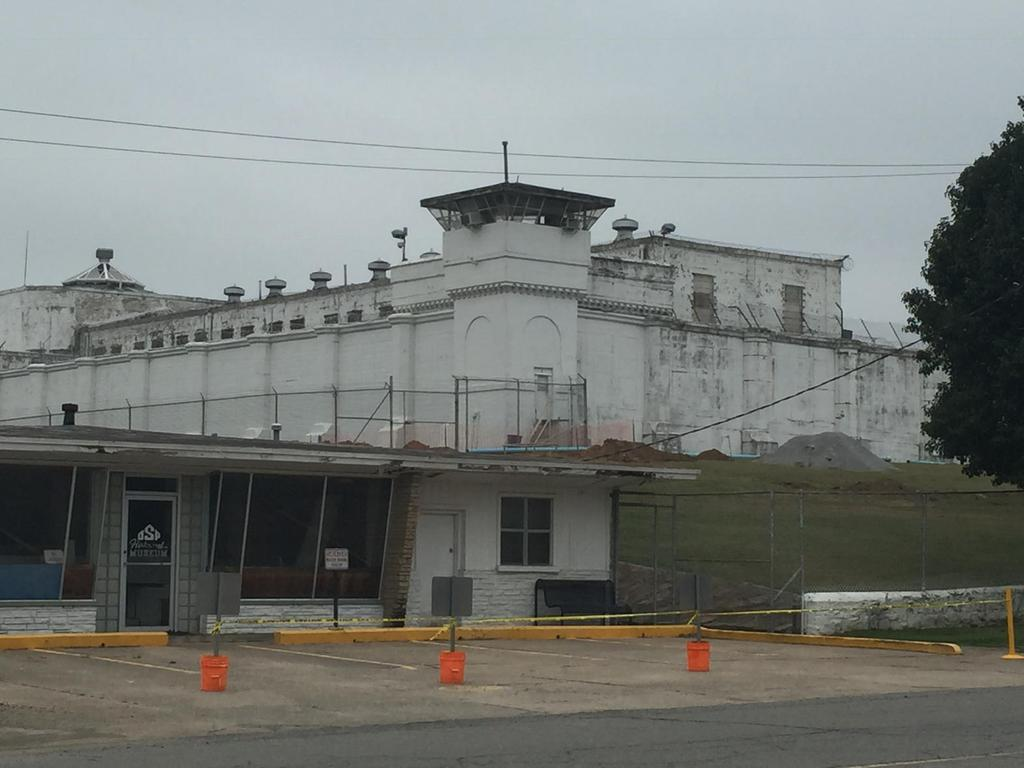 The Oklahoma State Penitentiary in McAlester. (KOKH)