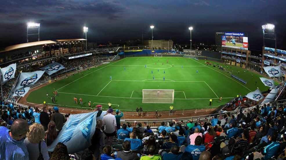 Auto Group Of San Antonio >> MountainStar Sports Group still working on plan for El Paso USL stadium   KFOX
