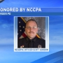 Reserve Borger Police Officer honored by NCCPA