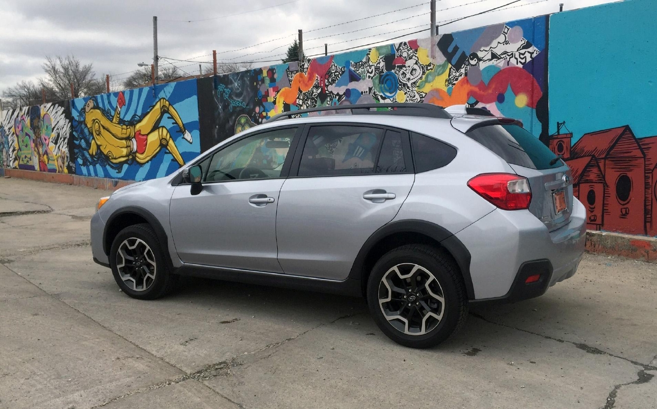 2016 Subaru Crosstrek Rolling Awd Into An Efficient And