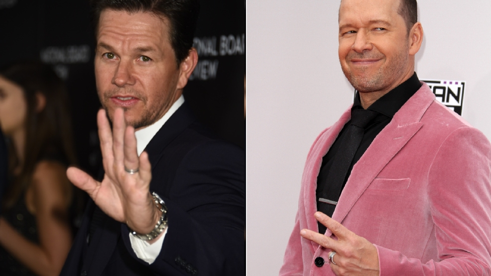 Donnie Wahlberg wants brother to return as Marky Mark, join NKOTB tour