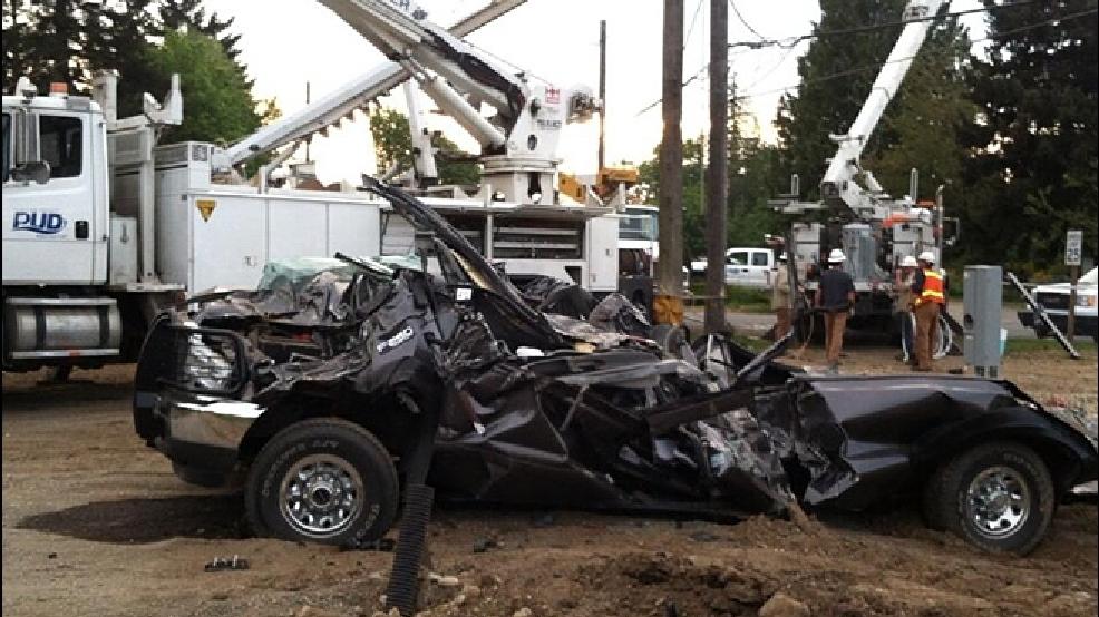 Home Video Shows Destructive Port Angeles Bulldozer Rampage KOMO - Port angeles car show