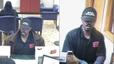 Bank robber apparently wears same hat, shirt to rob another bank