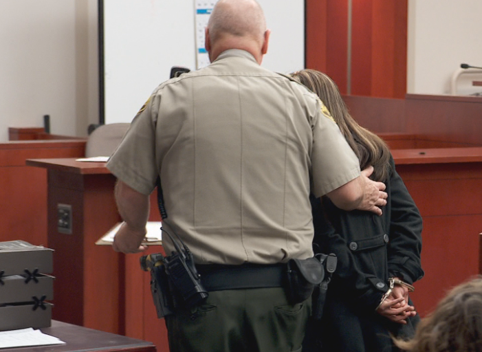 Bail increased to $500,000 for woman accused of 83-94 mph crash that killed teen in Taylor. (Photo: KUTV)