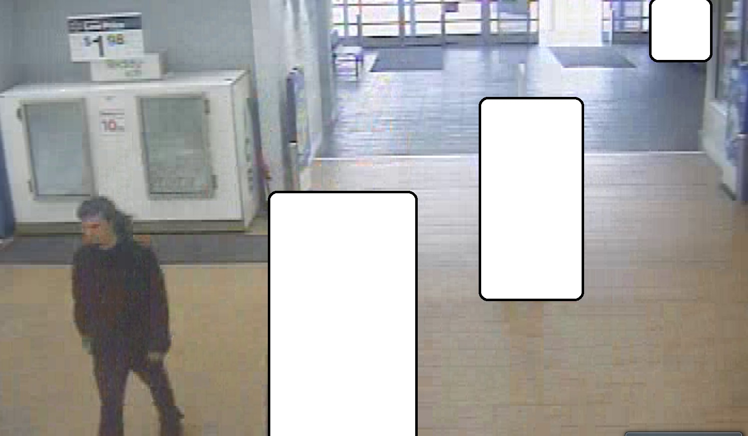 / Photo: Lee County Sheriff's Office & Walmart Surveillance Video