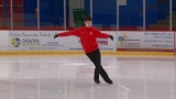 Area figure skater heads to nationals