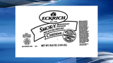 Precooked sausage recalled due to metal