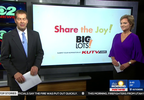 SHARE THE JOY! Watch as we give away another $500 shopping spree