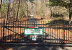 The gates to New Forest Mountain, where authorities say a small plane crash landed on Sunday. (Photo credit: WLOS Staff)