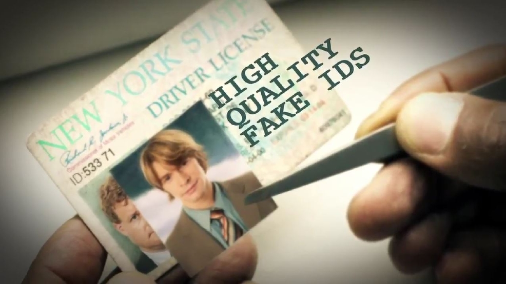 Imported Fake Id S A Threat To National Security Woai