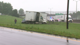 Tractor-trailer, minivan collide in Boone County