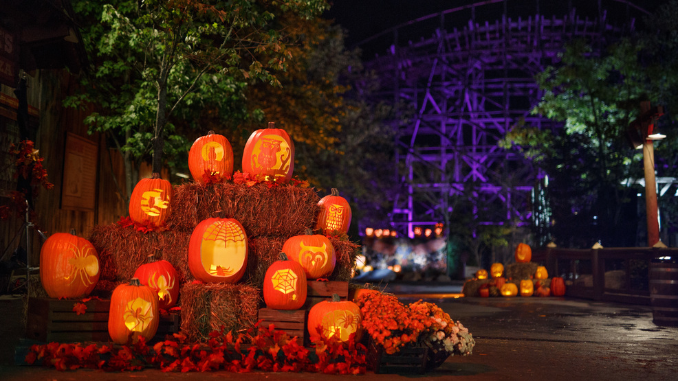 Back by popular demand, Dollywood's Great Pumpkin