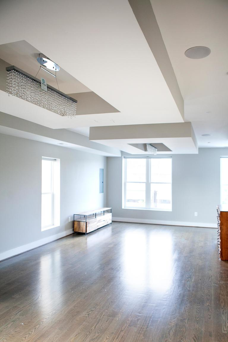 Expect everything to be covered in dust. Even when they section off a room with plastic from floor to ceiling, dust gets EVERYWHERE! A good contractor brings a shop vac and mop and will clean up after the job is done, but expect to do a thorough dusting afterwards.(Image: Ashley Hafstead)