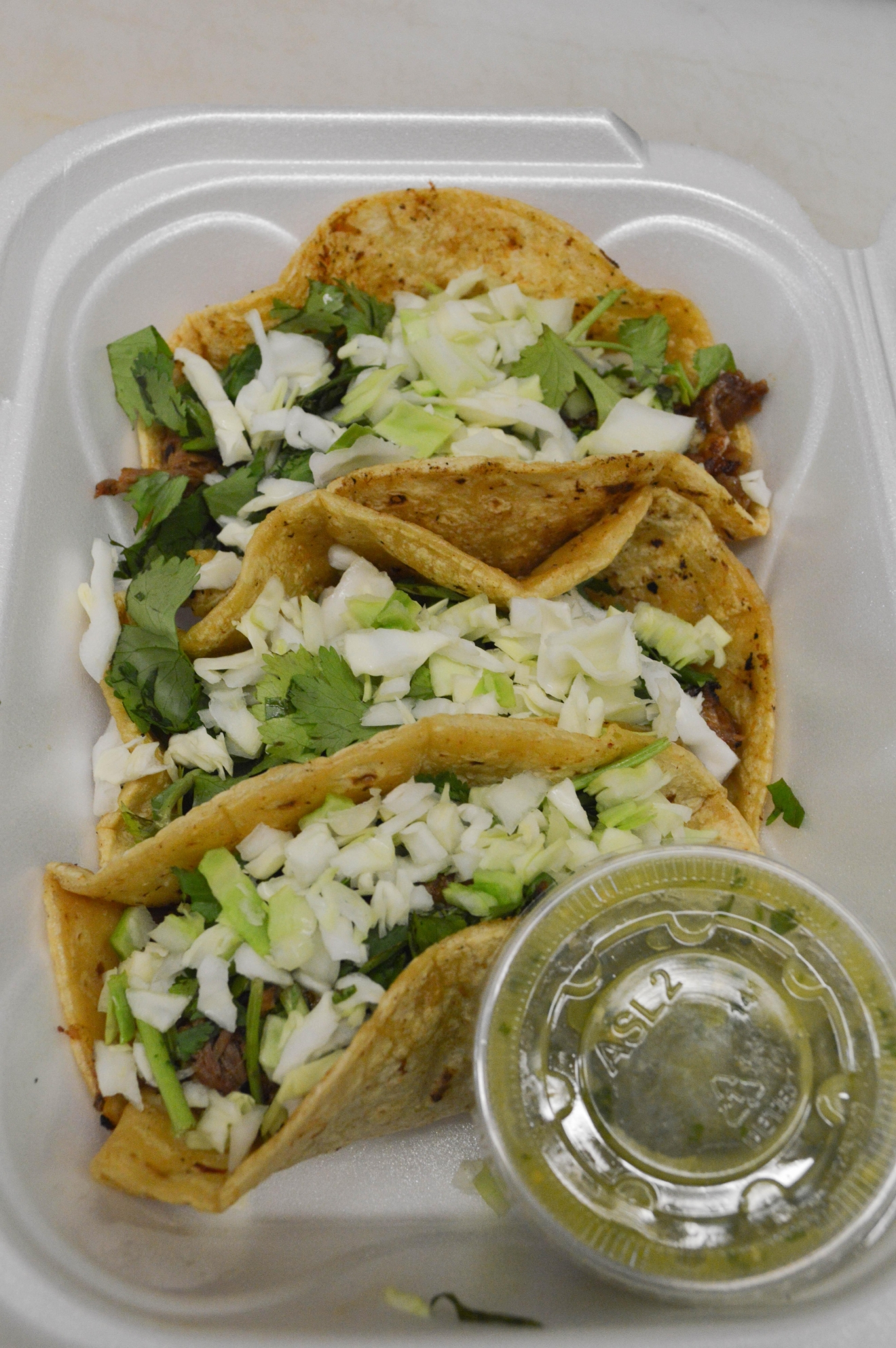 Beef tacos / Image: Liliana Dillingham / Published: 10.30.16