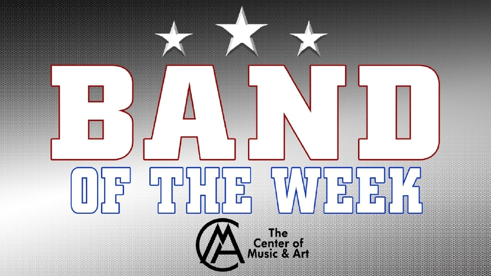 Band of the Week - Oak Glen Golden Bears 2016