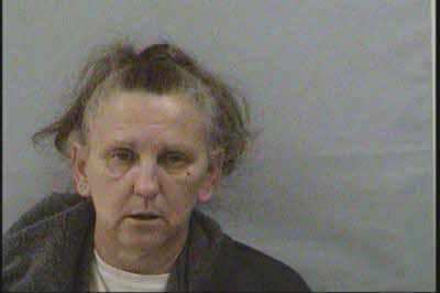 Tracey Lynn Arnold, 54, of Dedmond Road in Mooresboro, one count each of conspiracy to traffic methamphetamine and aiding and abetting continuing a criminal enterprise; $1 million bond. Photo: State Bureau of Investigation<p></p>