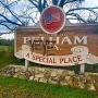 Reward offered after City of Pelham welcome sign defaced