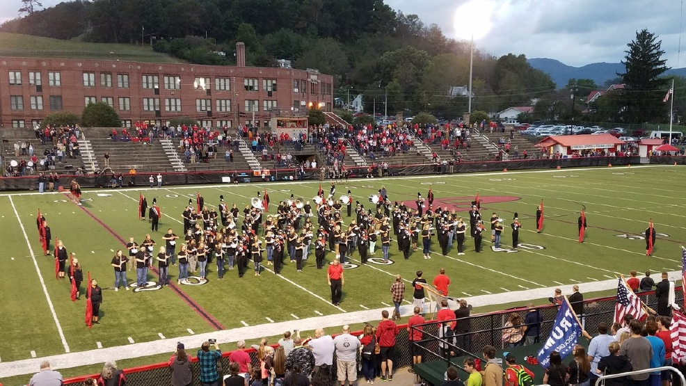 Franklin vs. Pisgah, 09-30-16 Photo credit: Suzie Pressley, ?@LaPrimeval