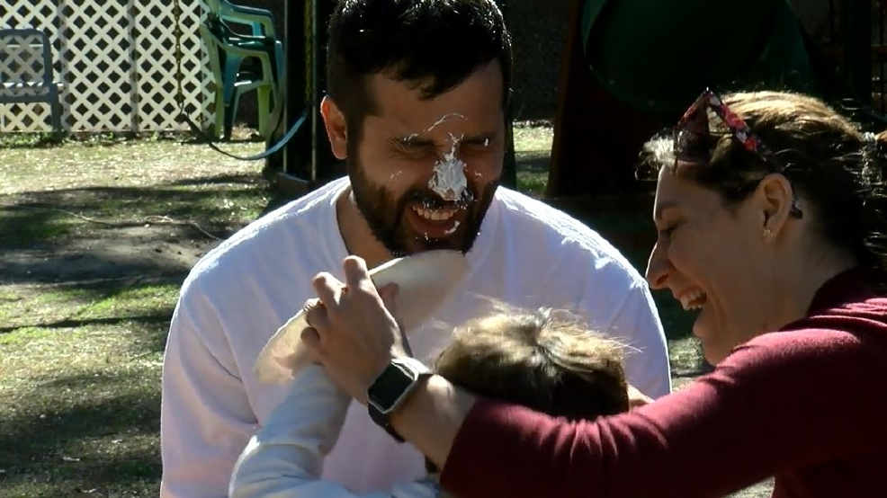 People get Pie in the Face for a good cause | WPDE